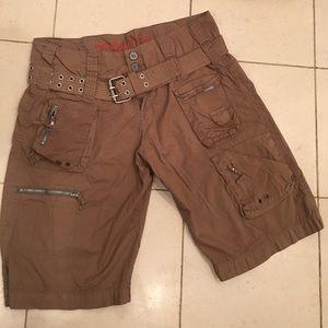 Pete & Greta Cargo Shorts
